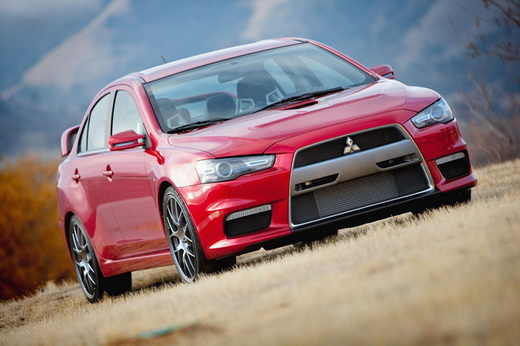 Canada Mitsubishi Motors Lancer evolution X