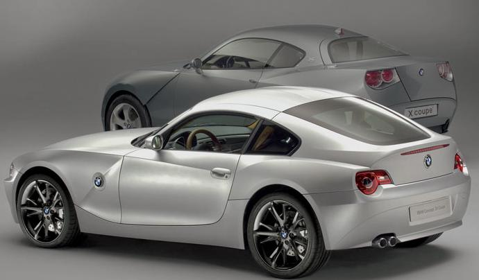 BMW Z4 COUPE 2007