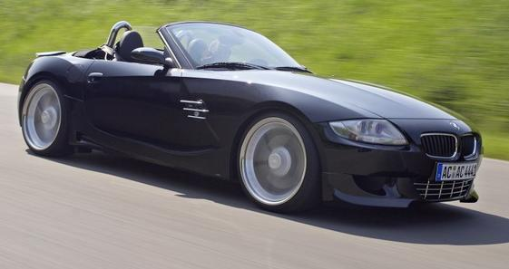 BMW Z4 COUPE ROADSTER 2007