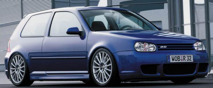 Volkswagen GOLF R32 (2002-2003)