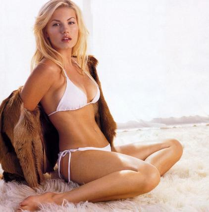 Elisha Cuthberg a sensual sexy babe on Hot Hollywood
